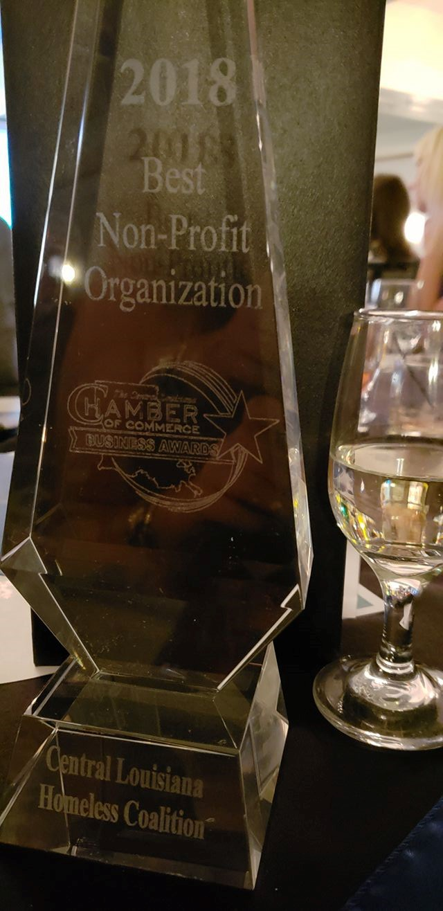 2018 Bizzy Award's Best Non-Profit